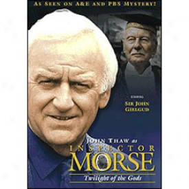 Inspector Morse Twilight Of The Gods Dvd