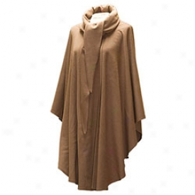 Irish Cape Coat Camel