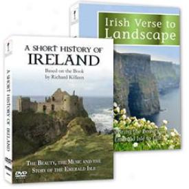 Irish Heritage Collection Dvd