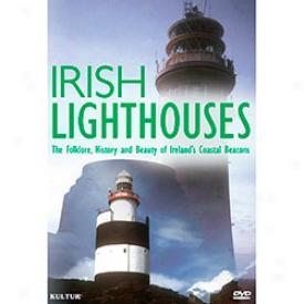 Irish Lighthouses Dvd