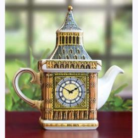 James Sadler Big Ben Teapot