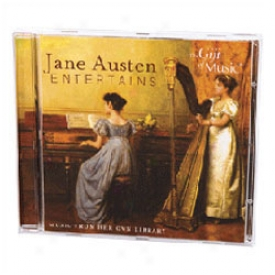 Jane Austen Entertains Cd Audio