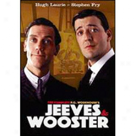Jeeves & Wooster The Finish Set Dvd