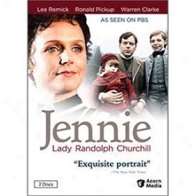 Jennie: Lady Randolph Churchill Dvd