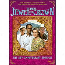Jewel In The Crown Dvd