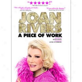 Joan Rivers Piece Of Work Dvd Or Blu-ray