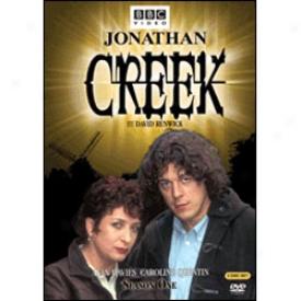 Jonathan Creek Season 1 Dvd