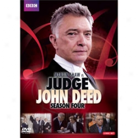 Judge John Deed Season 4 Dcd