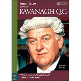 Kavanagh Q.c. Memeento Mori Dvd