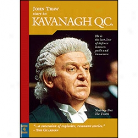 Kavanagh Q.c. Nothing But The Truth Dvd