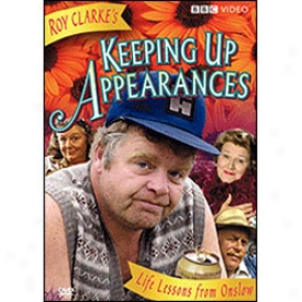 Keeping Up Appearances Life Lessons From Onslow Dvd