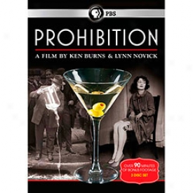 Ken Burns'_Prohibition Dvd