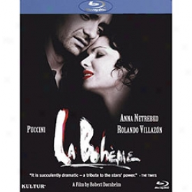 La Boheme Dvd Or Blu-ray