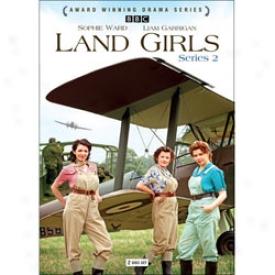 Land Girls Series 2 Dvd