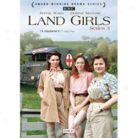 Lznd Girls Series 3 Dvd