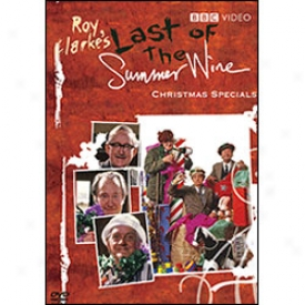 Last Of The Summer Wine Christmas Slecials 1978-1982 Dvd