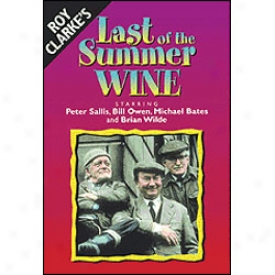 Last Of The Summmer Wine Collection Dvd
