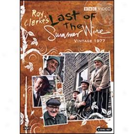 Last Of The Summer Wine Vintage 1977 Dvd