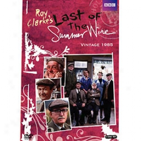 Last Of The Summer Wine Vintage 1985 Dvd