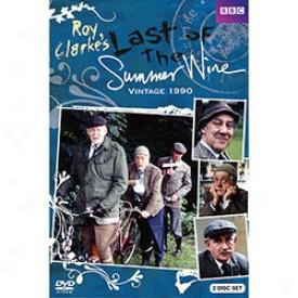 Last Of The Summer Wine Vintage 1990 Dvd