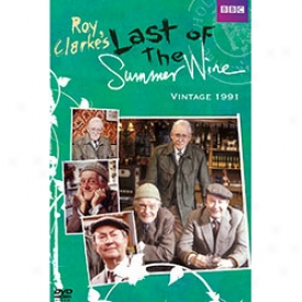Last Of The Summer Wine Vintage 1991 Dvd