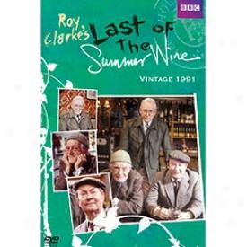 Last Of The Summer Wine Vintage 1991 Dvd