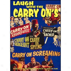 Laugh With The Carry On's Dgd