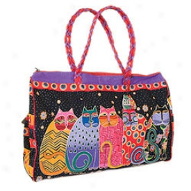 Laurel Burch Ladies Large Tote