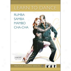 Learn To Dance Rumba Samba Mambo And Cha Cha