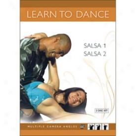 Learn To Dance Salsa 1 Salsa 2