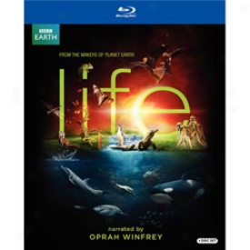 Life Narrated By Oprah Winfrey Dvd Or Blu-ray