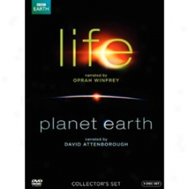 Life Planet Earth Collection Dvd Or Blu-ray