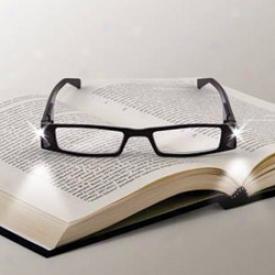 Lighted Reading Glasses 3.0