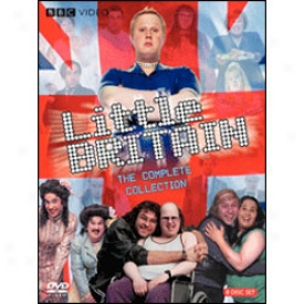 Little Britain Finish Collection Dvd