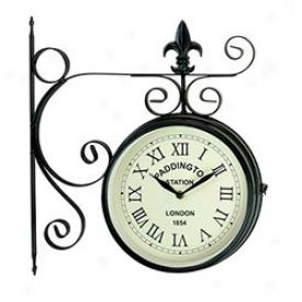 London Station Clocks Paddington