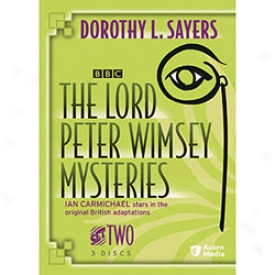 Lord Peter Wimsey Collection Immovable 2 Dvd