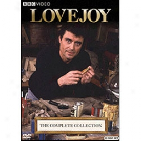 Lovejoy Complete Collectikn Dvd