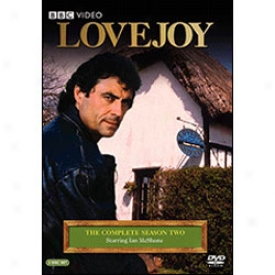Lovejoy Season 2 Dvd