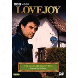 Lovejoy Season 2 Dvd