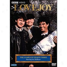 Lovejoy Season 3 Dvd