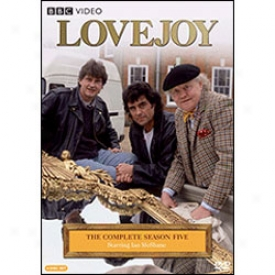 Lovejoy Season 5 Dvd