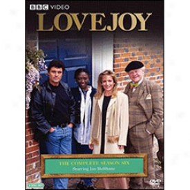 Lovejoy Season 6 Dvd