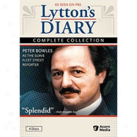 Lytton's Diary Complete Collection Dvd