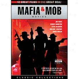 Mafia & Mob Movies Value Pack Dvd