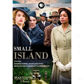 Masterpiece Theatre Small Island Dvd