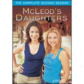 Mcleod's Daughters Season 2 Dvd