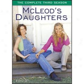 Mcleod's Daughters Season 3 Dvd