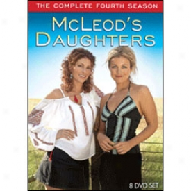 Mcleod's Daughters Season 4 Dvd