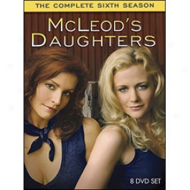 Mcleod's Daughters Season 6 Dvd