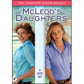 Mcleod's Daughters Season 8 Dvd